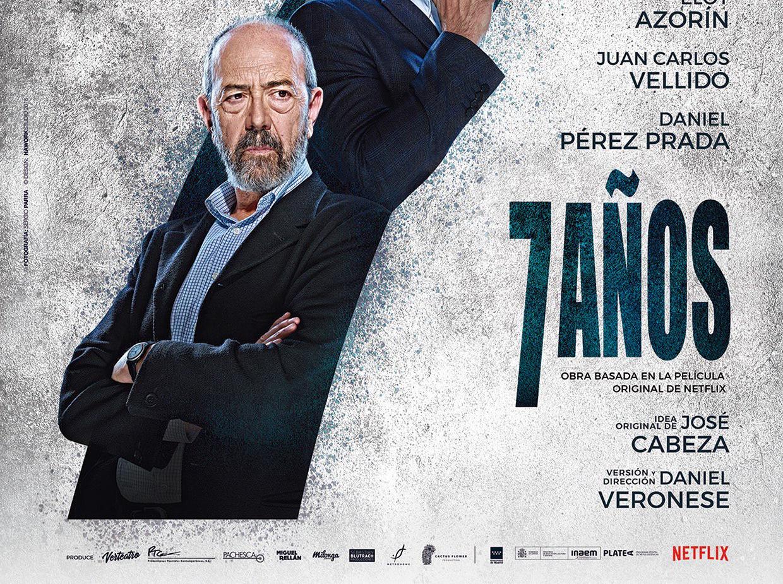 """""""7 años"""" llega a los Teatros de El Canal"""