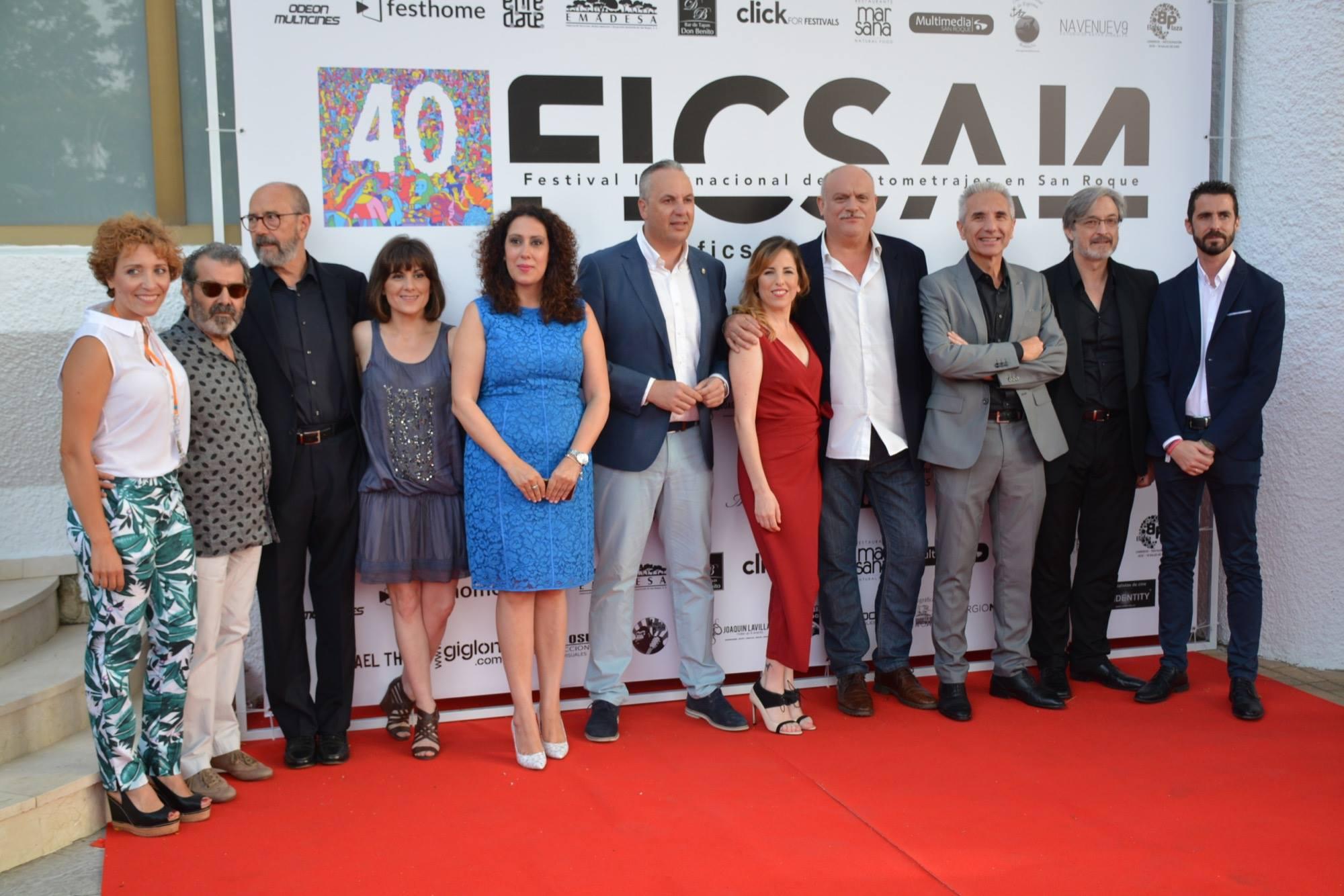 Ficsan rinde homenaje a la carrera de MIguel Rellán